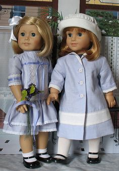 Lilac kit 6 by Sugarloaf Doll Clothes, via Flickr