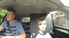 Angus O'Loughlin Takes Down His 5SOS Luke Hemmings Painting After 6 Months!