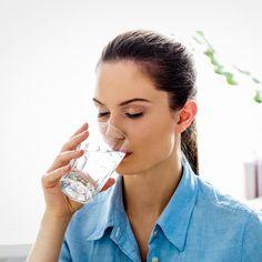 Entwässern durch Heilfasten gegen Wassereinlagerungen