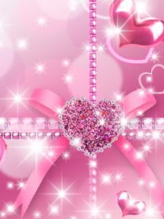 Wall paper love heart hot pink 63 New Ideas Bling Wallpaper, Flowery Wallpaper, Trendy Wallpaper, Love Wallpaper, Disney Wallpaper, Wallpaper Backgrounds, Iphone Wallpaper, Butterfly Wallpaper, Heart Wallpaper