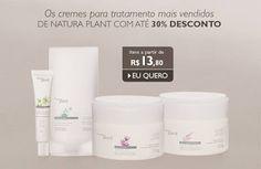 Rede Natura Maria Berlofa: Como cuidar dos seus cabelos com Natura Plant?