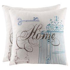 Home Pillow (Set of 2)
