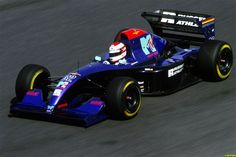 Roland Ratzenberger (MTV Simtek Ford), Simtek S941 - Ford HBD 6 V8, 1994 Brazilian Grand Prix, Interlagos