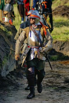 Dutch cavalry, the Battle for Grolle.