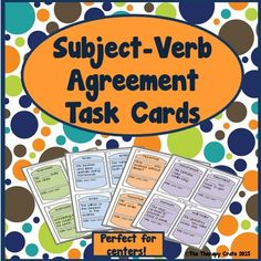 $4 (new cover, same great content!) Varied levels of analogies, including higher order thinking skills cards, for upper elementary and middle school simultaneously addressing articulation targets are found throughout the following 168 task cards. Thirty HOT Cards provide lesson extension and independent learning activities.