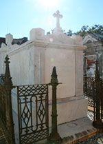 St. Louis Cemetery No. 1, NOLA