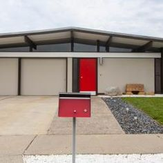 Eichler homes on pinterest joseph eichler mid century for Eichler paint colors