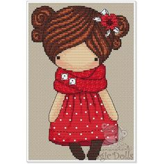 #mika__mila_katya #magic__dolls #crossstitch #вышивка @magic__dolls  Poppy/Мак 63*99 stitch, 14 DMC color, 1 color beads, cross stitch, backstitch, french knot