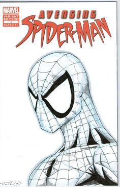 avenging spiderman by ~championart on deviantART