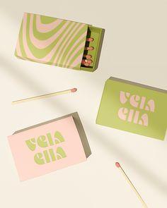 Brand Identity Design, Graphic Design Branding, S Logo Design, Modern Graphic Design, Brand Design, Packaging Design Inspiration, Graphic Design Inspiration, Candle Branding, Box Branding