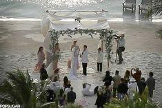 Johnny Depp & Amber Heard February 2015 Johnny Depp And Amber, Bahamas Island, Vanessa Paradis, Island Weddings, Amber Heard, Johnny Was, Southern Belle, Tie The Knots, Celebrity Weddings