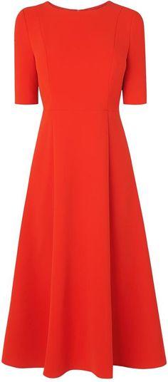 LK Bennett, Cardinal Cayla Long Dress -- 07/08/15