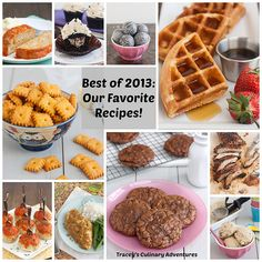 Best of 2013: Our Favorite Recipes from traceysculinaryadventures.com