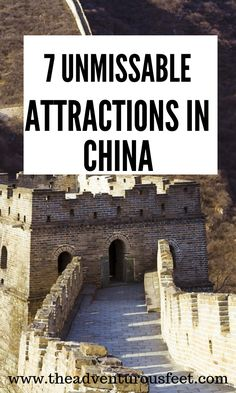 Planning to travel to China? Here are the most beautiful places in China that you should visit. From the great wall of china to other major China landmarks. Beautiful Places To Visit, Cool Places To Visit, Places To Travel, Travel Destinations, Visit China, Backpacking Asia, Travel Guides, Travel Tips, Travel Advise
