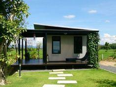 แบบบ้าน, แบบบ้านสวย, แบบบ้านสำเร็จรูป, บ้าน STEEL FRAME, Submit Your Work