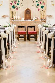 Diy wedding ceremony decorations church ideas for 2019 Wedding Tags, Diy Wedding, Wedding Flowers, Wedding Bouquet, Church Wedding Decorations, Flower Decorations, Wedding Church, Wedding Details, Wedding Inspiration