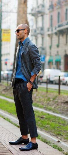 Milan Vukmirovic- Un vrai homme avec le style originale, Sharp Dressed Man, Well Dressed Men, Casual Street Style, Street Style Looks, Stylish Men, Men Casual, Milan Vukmirovic, Masculine Style, Blazer Fashion