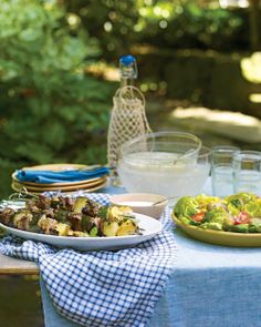 Lamb kebabs, Kebabs and Lamb on Pinterest