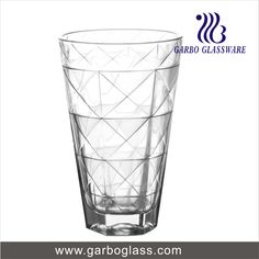 clear glass cup, tempered glass cup, thin glass cup,  drinking glass cup with flower design, big glass cup, glass water cup