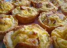 Bacon, Egg, and Cheese cups
