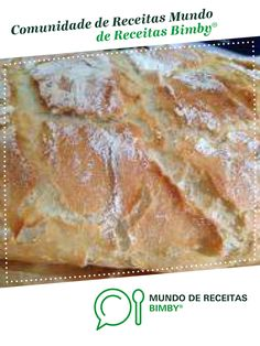 Pão de Kats969. Receita Bimby<sup>®</sup> na categoria Massas lêvedas do www.mundodereceitasbimby.com.pt, A Comunidade de Receitas Bimby<sup>®</sup>.