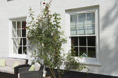 Timber Box Sash Windows by Mumford & Wood