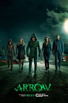 Tv Shows Over The World: Arrow 2012-2015