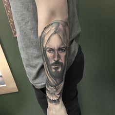 Tattoo em andamento