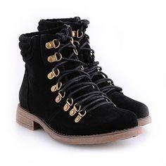 GHETE NEGRE SIMPLE STYLE  119,0 LEI Lei, Hiking Boots, Shoes, Fashion, Moda, Zapatos, Shoes Outlet, Fashion Styles, Fasion
