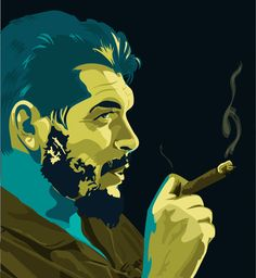 "Check out this @Behance project: ""El Che"" https://www.behance.net/gallery/45720843/El-Che"