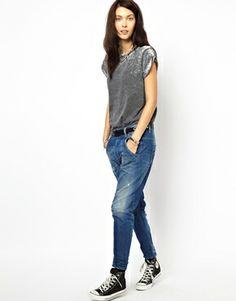 Image 4 ofDiesel Fazer Boyfriend Jeans