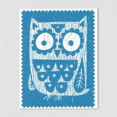 Image of Woodland Owl
