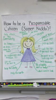 "One Extra Degree: I love this because it puts big words like ""responsible"" and ""citizenship"" in kid-terms ""super kiddo"""