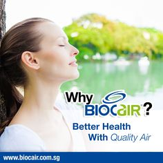 Is a colleague or family member sick? Prevent cross-contamination of germs with BioCair Ultrasonic Air Purifying Humidifier and Air Purifying Solution, so that you and others around you don't fall sick too!