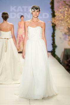 Alston Gown // Kate McDonald Spring Bridal Show // Charleston Fashion Week 2015 // Photography by Wedding Headline