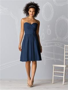 I don't think I want to do short dresses but I know its going to be hot in August.  Do you like this dress?