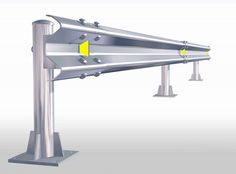 We are the top barriers suppliers in Dubai providing variety of barriers including manual arm barriers, hoop barriers, crash barriers and safety barriers. Metal Beam, Galvanized Metal, Dubai Uae, Kolkata, Drafting Desk, Beams, Toyota, Design, Om