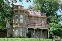 Belle Grove Historic District on the National Register in Fort Smith, Arkansas