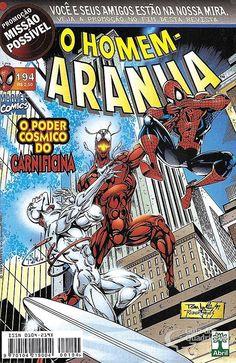 Homem-Aranha 1ª Série - n° 194/Abril | Guia dos Quadrinhos