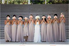 Elegant Ballroom Wedding at the Fairmont Luxury Resort in Newport Beach by Lin and Jirsa Photography