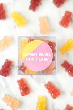 Gummy Bears recipe