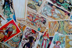 Enchanted tarot there is no fear and only healing and love can occur as a result of these beautiful cards.
