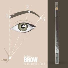 Brow Kit, 3 Face, Contour Kit, 3rd Eye, Cc Cream, Lip Brush, Makeup Kit, Text Color, Brows