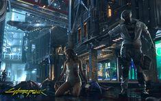 Cyberpunk City | Cyberpunk 2077 - Rollenspiel für PS4 | Playstation 4 kaufen | News ...