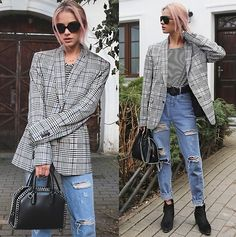 Juliett K. Witch Fashion, Girl Fashion, Womens Fashion, Fashionista Street Style, Friday Outfit, Wild Girl, Classic Chic, Basic Outfits, Street Style Looks