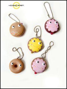Kidrobot - Yummy Donuts, via Flickr.