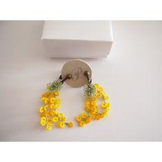 mimosa pierce  earring:peikko [ペイッコ]