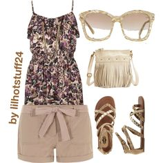 Untitled #1867 by lilhotstuff24 on Polyvore