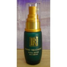 Whether sleepless nights have left you with dark bags, or a summer spent squinting into the sun has given you wrinkles, IR Beautina Nano Treatment Total Repair Eye Cream can help repair the damage.  IR Beautina Nano Treatment Total Repair Eye Cream nourishes and purifies skin, resulting in a decreased appearance of puffiness, dark circles and eye spots.  Why is IR Beautina Nano Treatment Total Repair Eye Cream different: