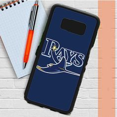 Tampa Bay Rays Logo On Blue Samsung Galaxy S8 Plus Case Casefreed